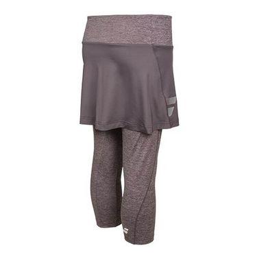 Babolat Core Combi Skirt Capri - Dark Grey