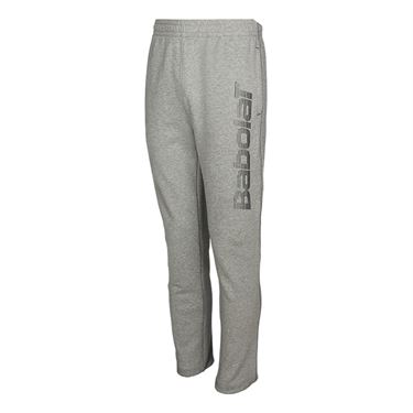 Babolat Core Big Logo Sweat Pant - Heather Grey