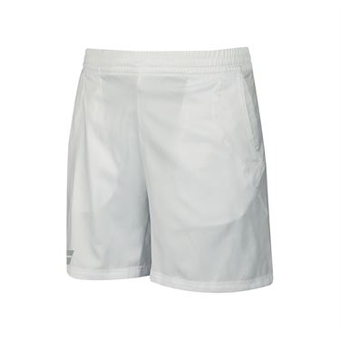 Babolat Core 8 Inch Short - White