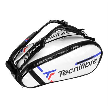 Tecnifibre Tour Endurance 12 Pack Tennis Bag - White