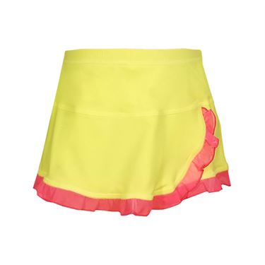 Sofibella Tokyo Girls Asymmetric Skirt - Electric