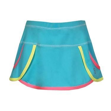 Sofibella Tokyo Girls Qualies Skirt - Turquoise