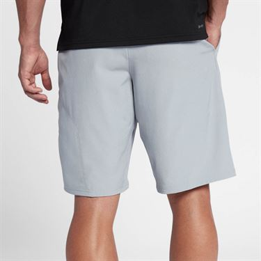 Nike NET 11 Inch Woven Short - Stadium Grey