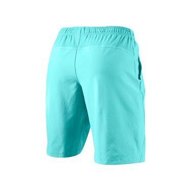 Nike NET 11 Inch Short - Light Aqua/White