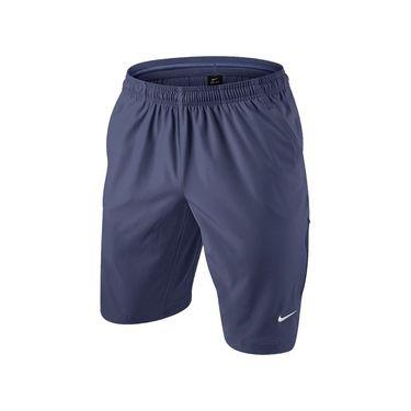 Nike Court Flex 11 Inch Short - Blue Recall/ White