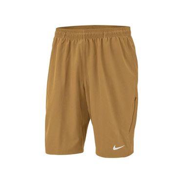 Nike NET 11 Inch Short - Wheat/White