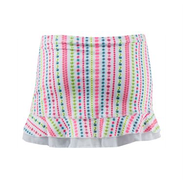 Sofibella UV Colors Girls Ruffle Skirt - Candy Print