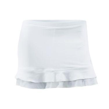 Sofibella UV Colors Girls Ruffle Skirt White 4614 WHT