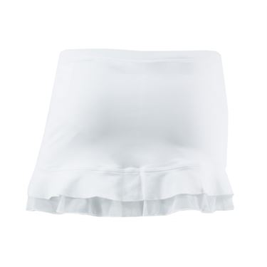Sofibella UV Colors Girls Ruffle Skirt White 4614 WHT