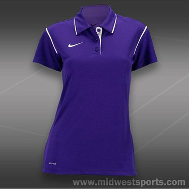 Nike Womens Team Gung Ho Polo