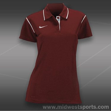Nike Womens Team Gung Ho Polo