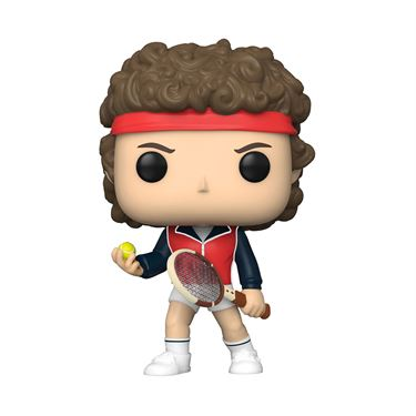 Funko Pop Tennis Legends John McEnroe