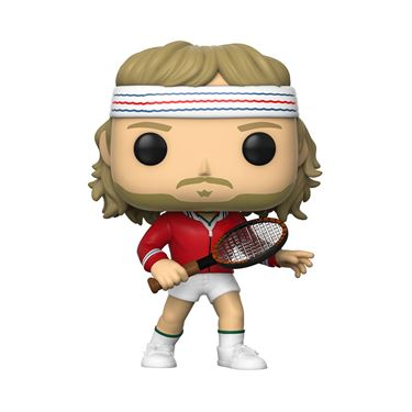 Funko Pop Tennis Legends Bjorn Borg