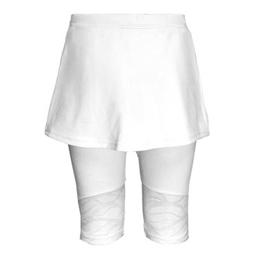 Sofibella Girls Miami All Court Abaza Skegging - White