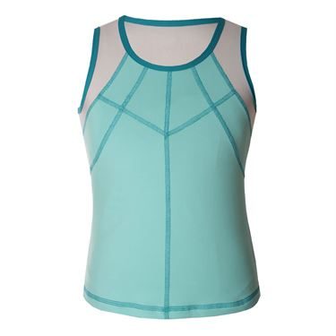 Sofibella Harmonia Girls Facet Tank - Air