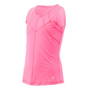 Sofibella UV Colors Girls Tank - Neon Pink
