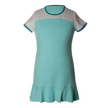 Sofibella Harmonia Girls Coast Dress - Air/White