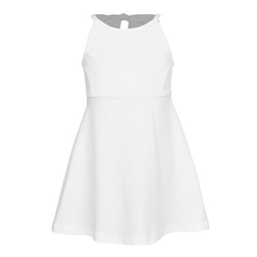 Sofibella Club Lux Girls Dress White/Diamond 4996 WHT