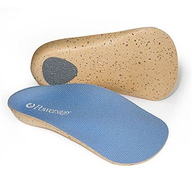 Powerstep Flexiarch 3/4 Orthotic Supports