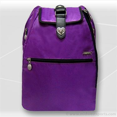 Jet Pac Royal Purple Cooljet Tennis Backpack