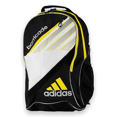 adidas Barricade III Tour Backpack Tennis Bag 5126625