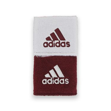 adidas Interval Reversible Wristband 5134482
