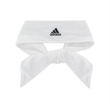 Adidas Tennis Tie Band- White