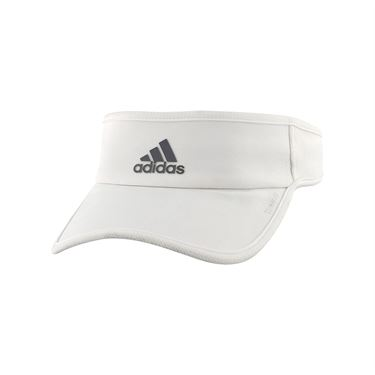 adidas Womens SuperLite Visor - White/Onix