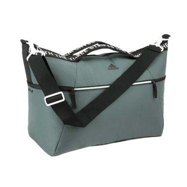 adidas Studio III Duffel Bag - Legend Ivy Green