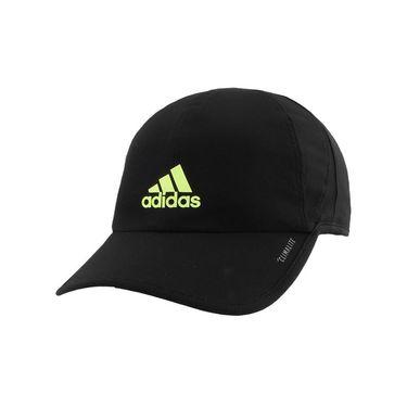 adidas SuperLite Cap - Black/Hi Res Yellow