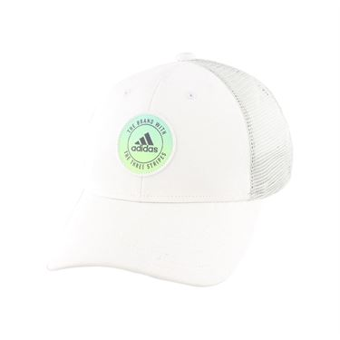 adidas Womens Notion Cap - White/Clear Grey/Hi Res Yellow/Clear Mint