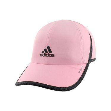 adidas Womens SuperLite Cap - True Pink/Dark Heather Grey