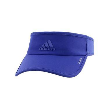 adidas Womens SuperLite Visor - Active Blue
