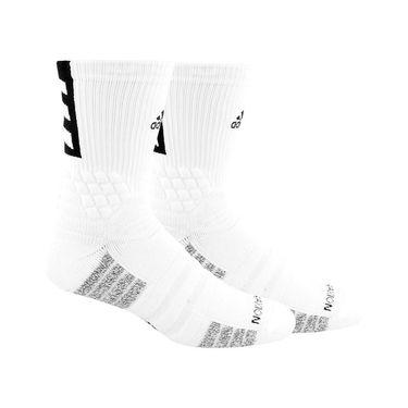 adidas Creator 365 Crew Sock - White/Black