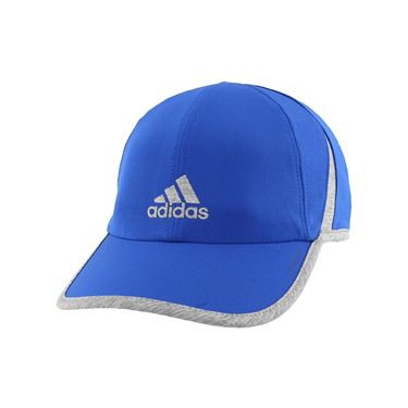 adidas Superlite Hat Mens Collegiate Royal/Heather Grey