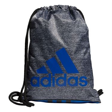 adidas Sackpack - Onix/Royal Blue