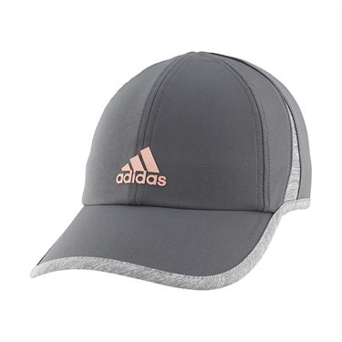 adidas SuperLite Womens Hat - Grey Six/Rose Gold/Heather Grey