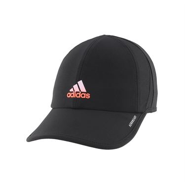 adidas SuperLite Womens Hat - Black/Signal Coral/Purple Tint