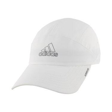 adidas SuperLite Womens Trainer Hat - White/Black