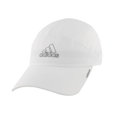 adidas SuperLite Womens Trainer Hat - White/Black