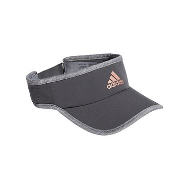 adidas SuperLite Womens Visor - Grey Six/Rose Gold/Heather Grey