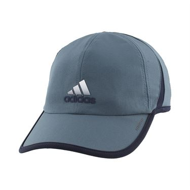 adidas Mens SuperLite Hat - Legacy Blue/Legend Ink/White
