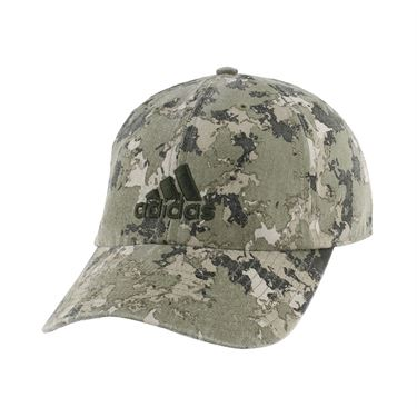 adidas Ultimate Mens Hat - Camo Legacy Green/Legend Earth
