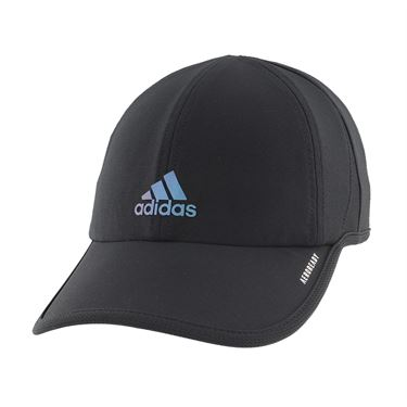adidas Womens SuperLite Hat - Black/ColorShift