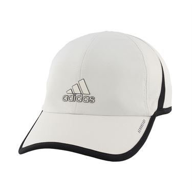 adidas Mens SuperLite Hat - Alumina/Black