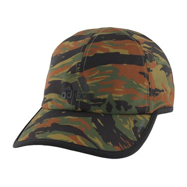 adidas Mens SuperLite Pro Print Hat - Camo Clash/Black