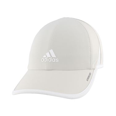 adidas Womens SuperLite Hat - Alumina/White