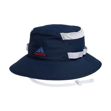 adidas Americana Victory Bucket Hat L/XL - Navy