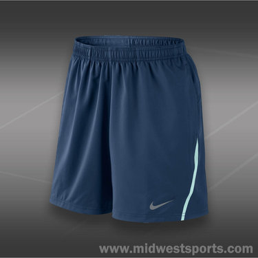 Nike Power 7 Inch Woven Short-Brave Blue