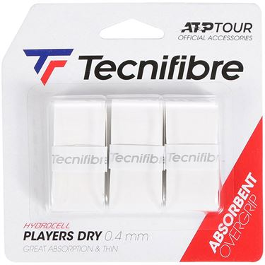 Tecnifibre Pro Dry Overgrip (3 Pack)
